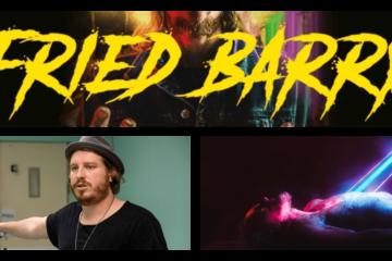 Interview with 'Fried Barry' filmmaker Ryan Kruger