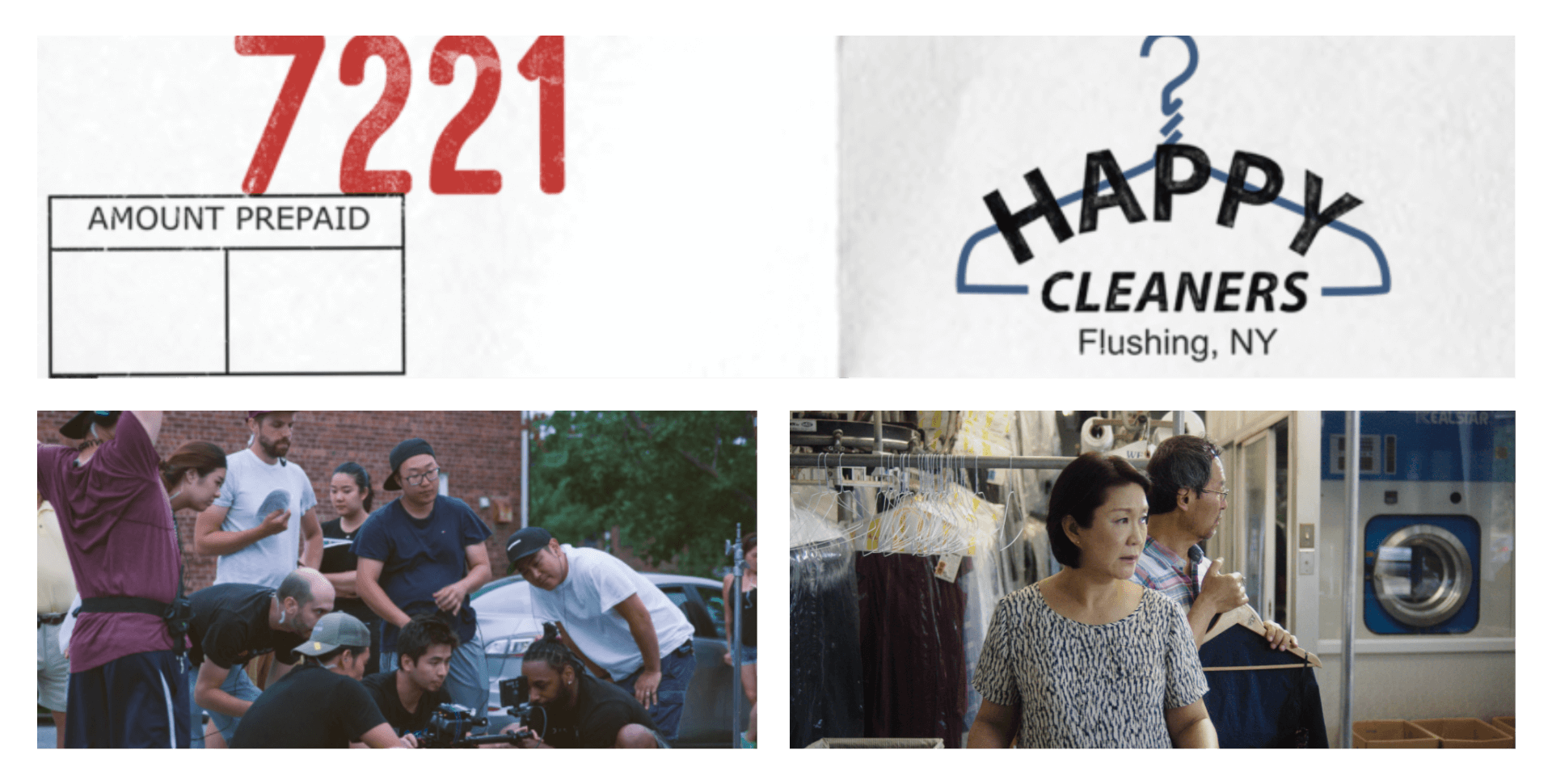 Interview with Happy Cleaners filmmakers Julian Kim and Peter S Lee