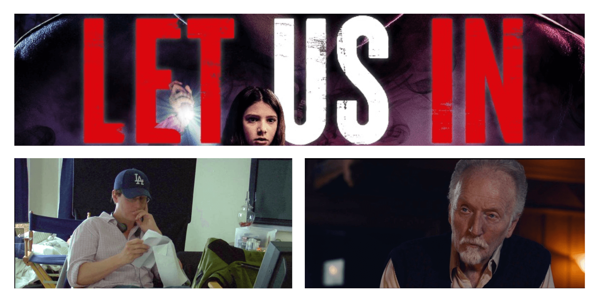 """Interview with Director Craig Moss on """"Let Us In"""""""