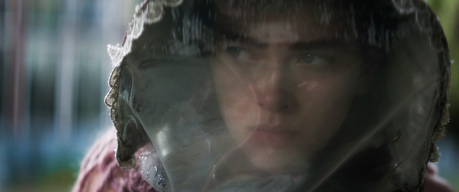 Film still from Glasshouse (2021)