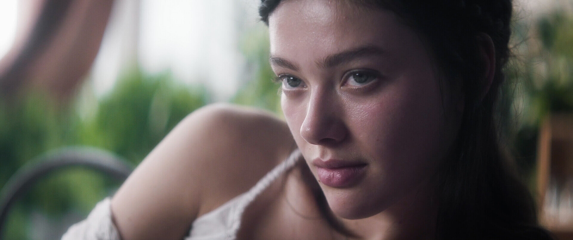 Image of Jessica Alexander in Glasshouse