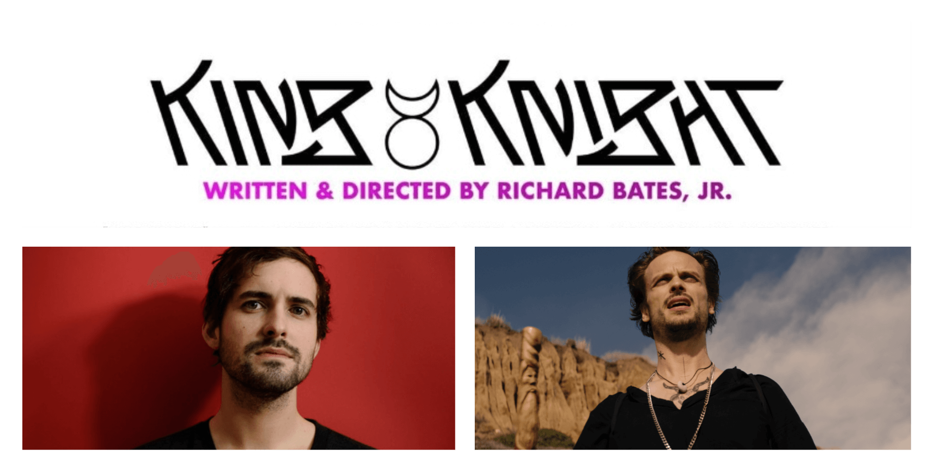 Interview with King Knight writer/director Richard Bates Jr