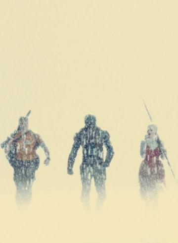Film still of The Suicide Squad