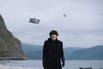 Timothée Chalamet in Dune (2021)