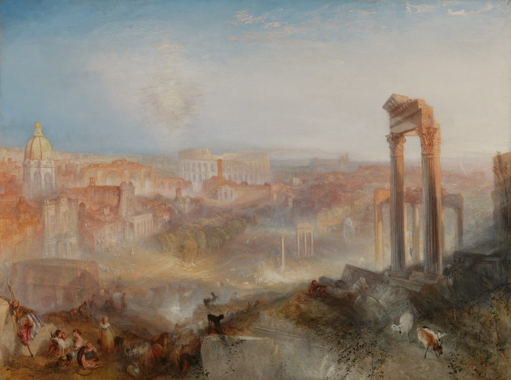 Turner Modern Rome