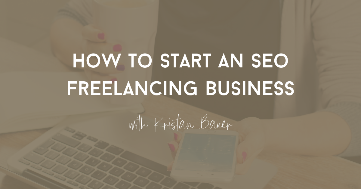 seo freelance business