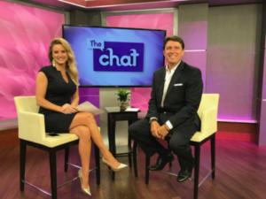 Carl-Gould-Angela-Savage-The Chat-NBC-TV