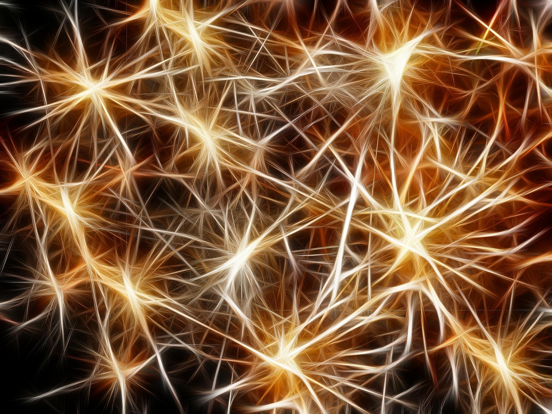 Neurons creating ideas