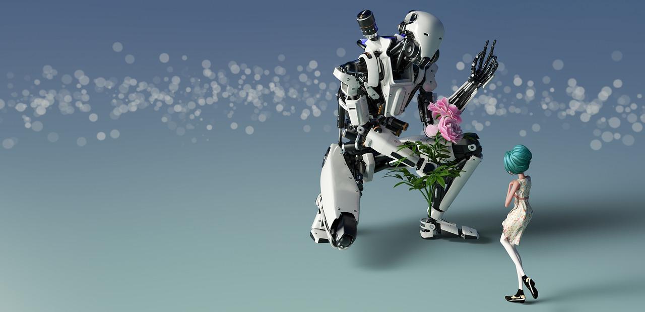 Robotic visual for disruptive technology