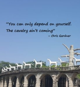 Read more about the article Chris Gardner on Depend On Yourself