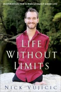 Nick Vujicic Book Cover