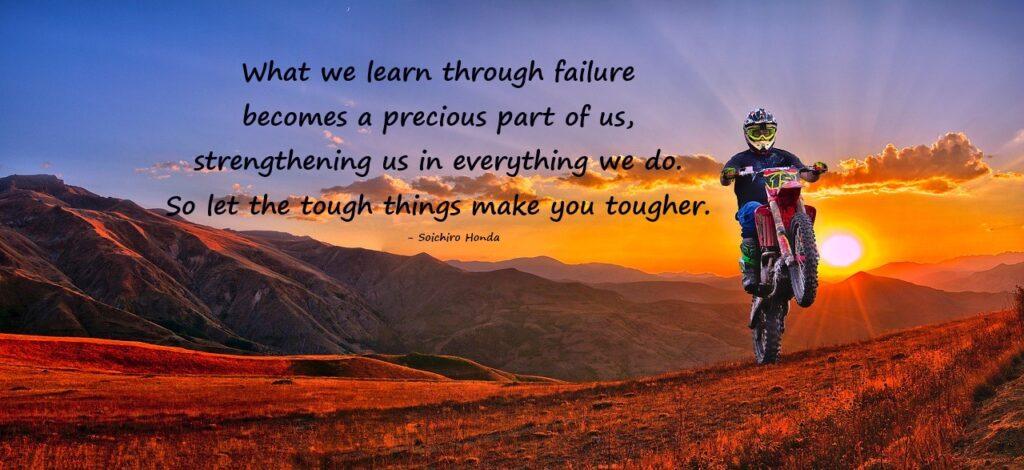 Soichiro Honda's Quote