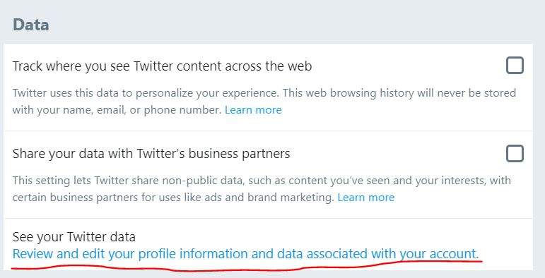 Twitter Shadow Ban Fix