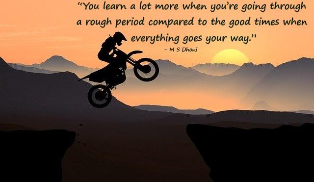 Mahendra Singh Doni quote