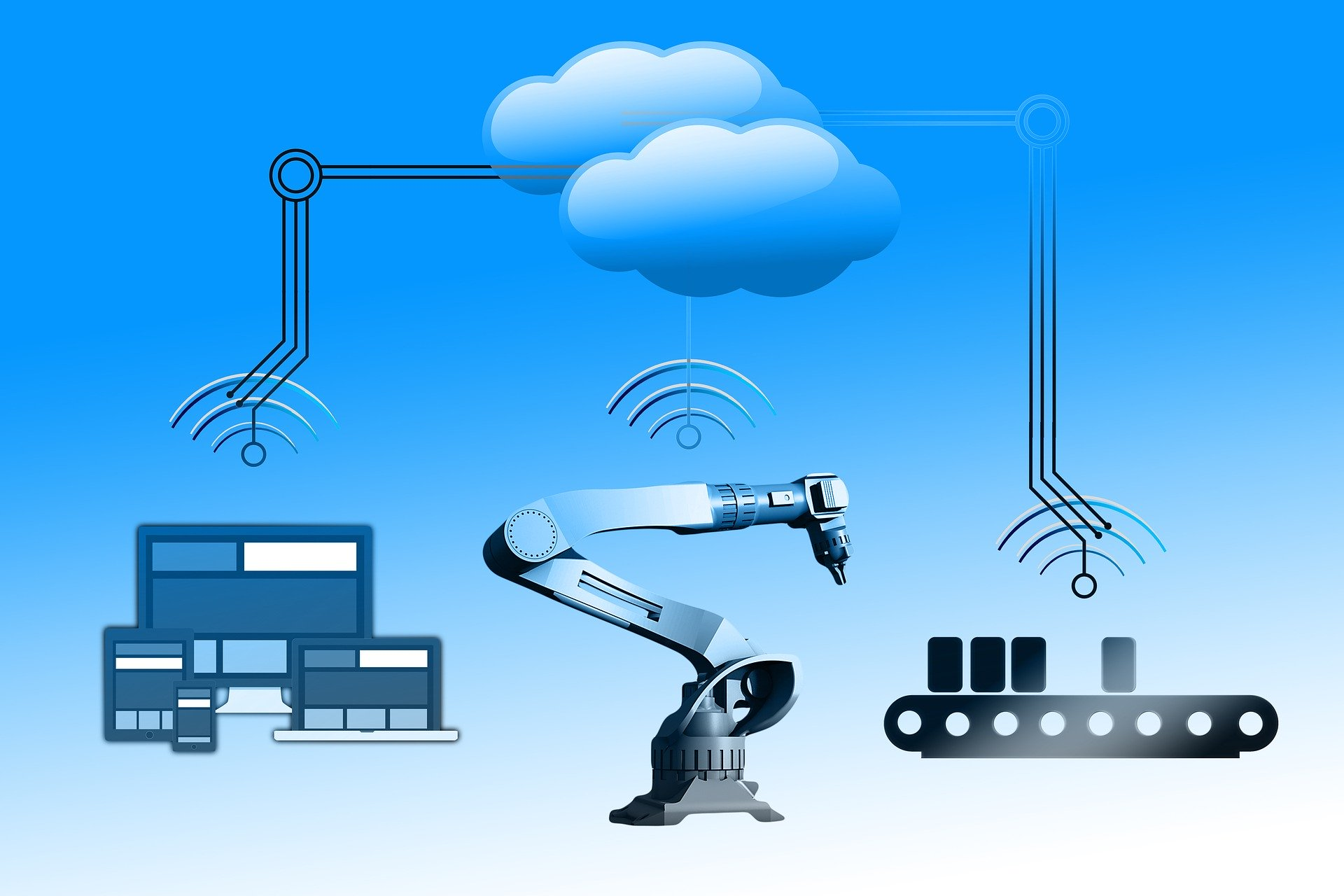 Image showing smart technology