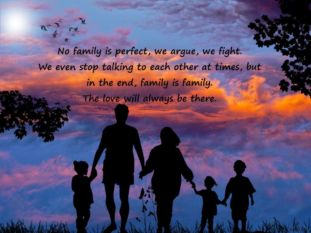 family quote for mental health
