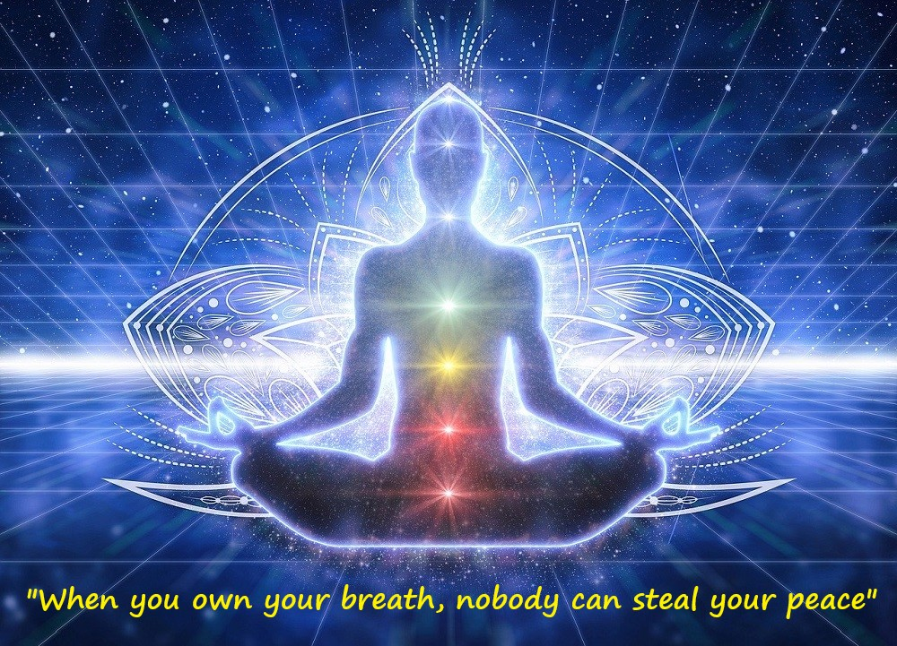 deep breathing quote
