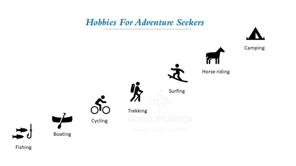 Hobbies for adventure seekers