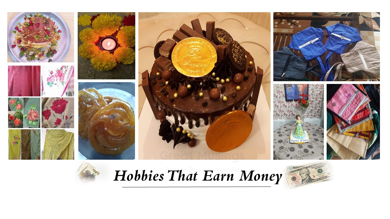 hobbies to do from home
