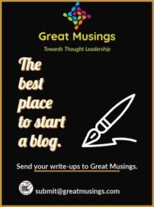 Guest blogging invite.