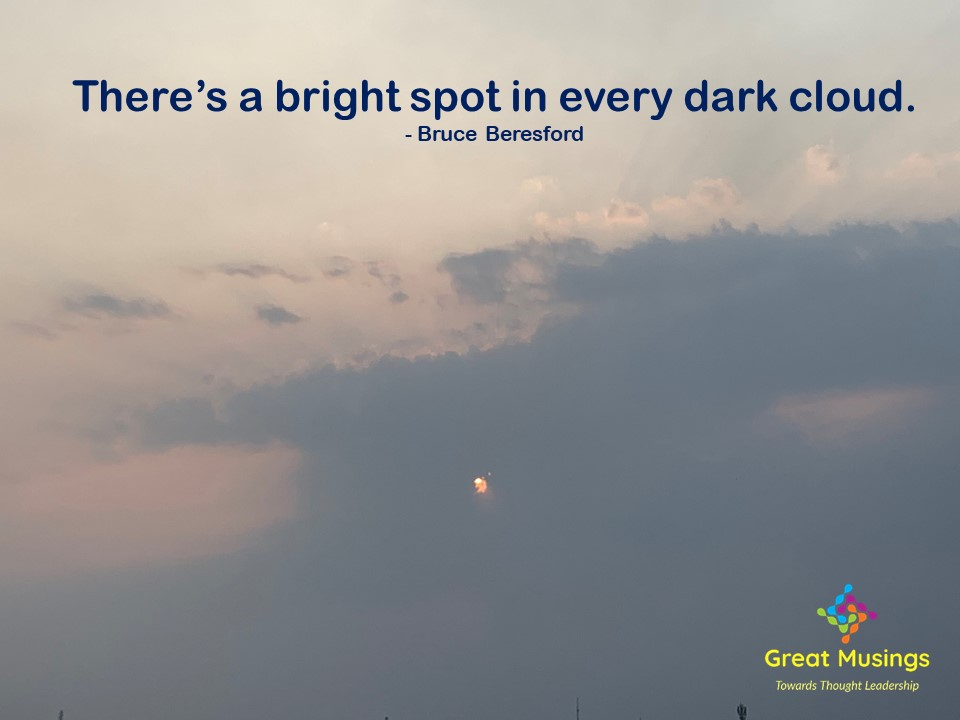 Bruce Beresford Clouds Quotes in dark clouds pic