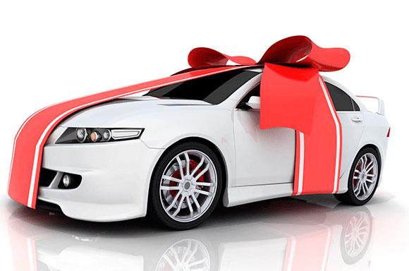 Gifting a Car