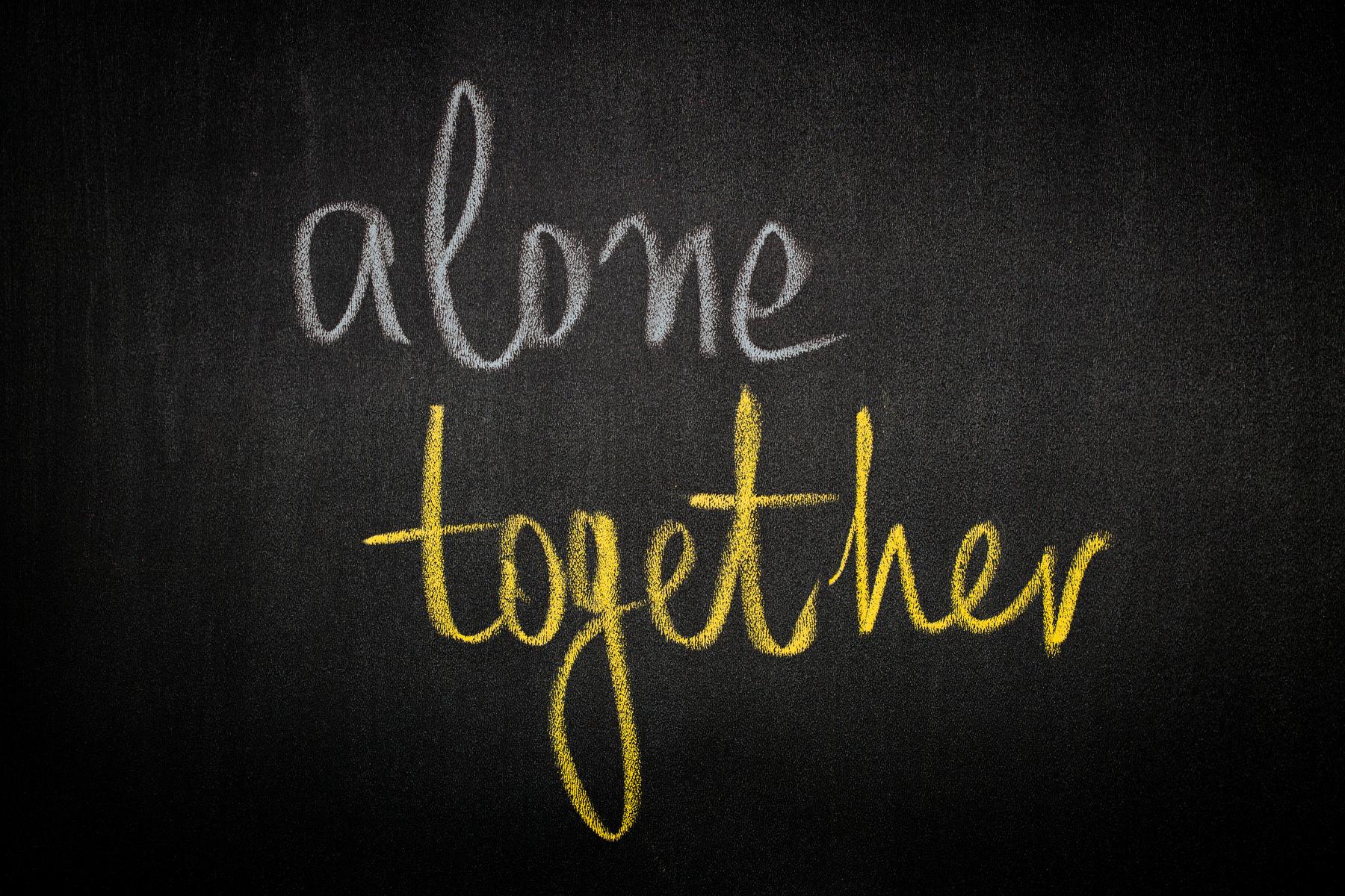 Not Alone, Not Forgotten