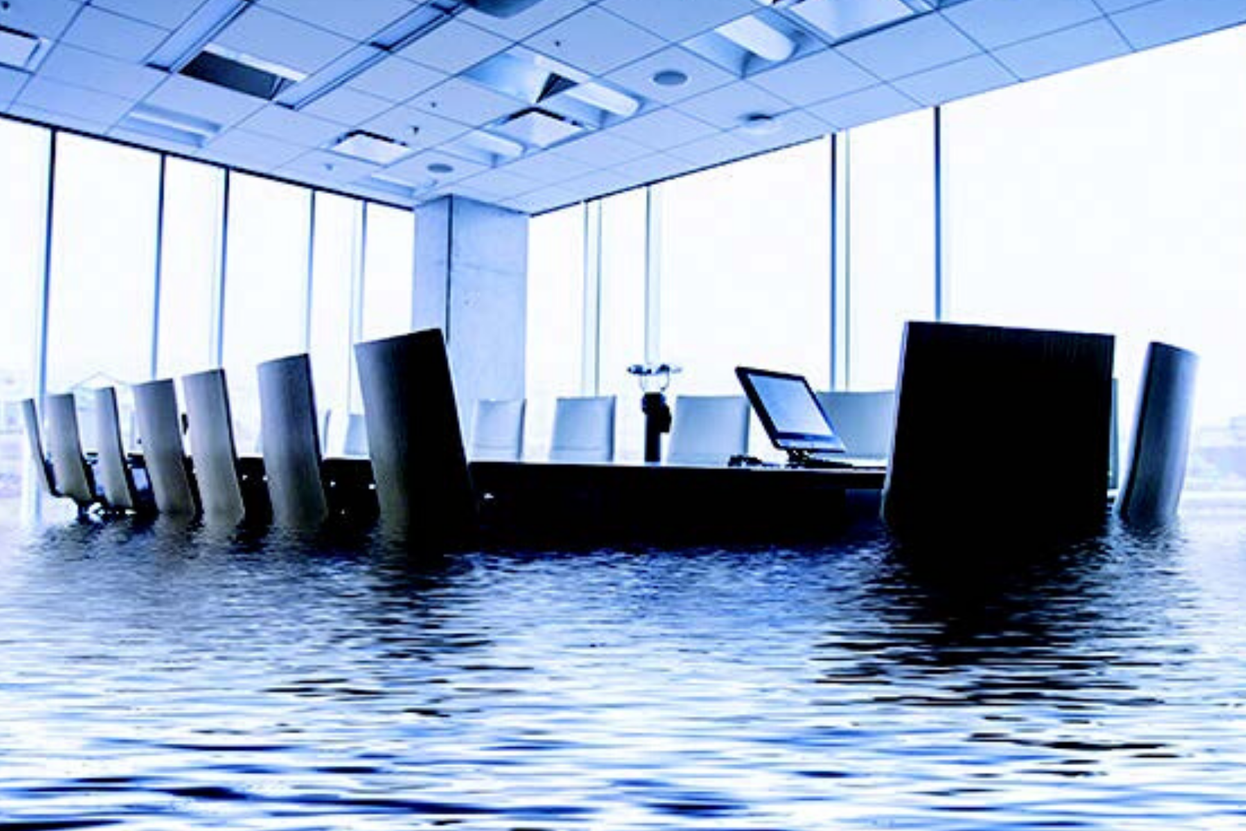 Commercial Real Estate Water Damage Risks