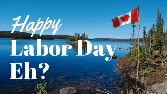Happy Labor Day eh?