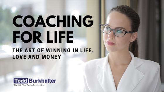 Coaching For Life Blog Banner