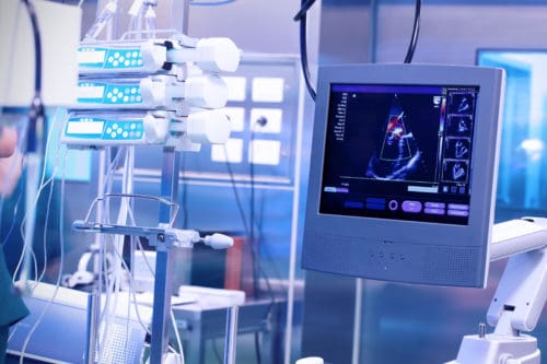 Surgical Suite Equipment Support