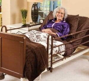 Invacare G5510 Bed At Home