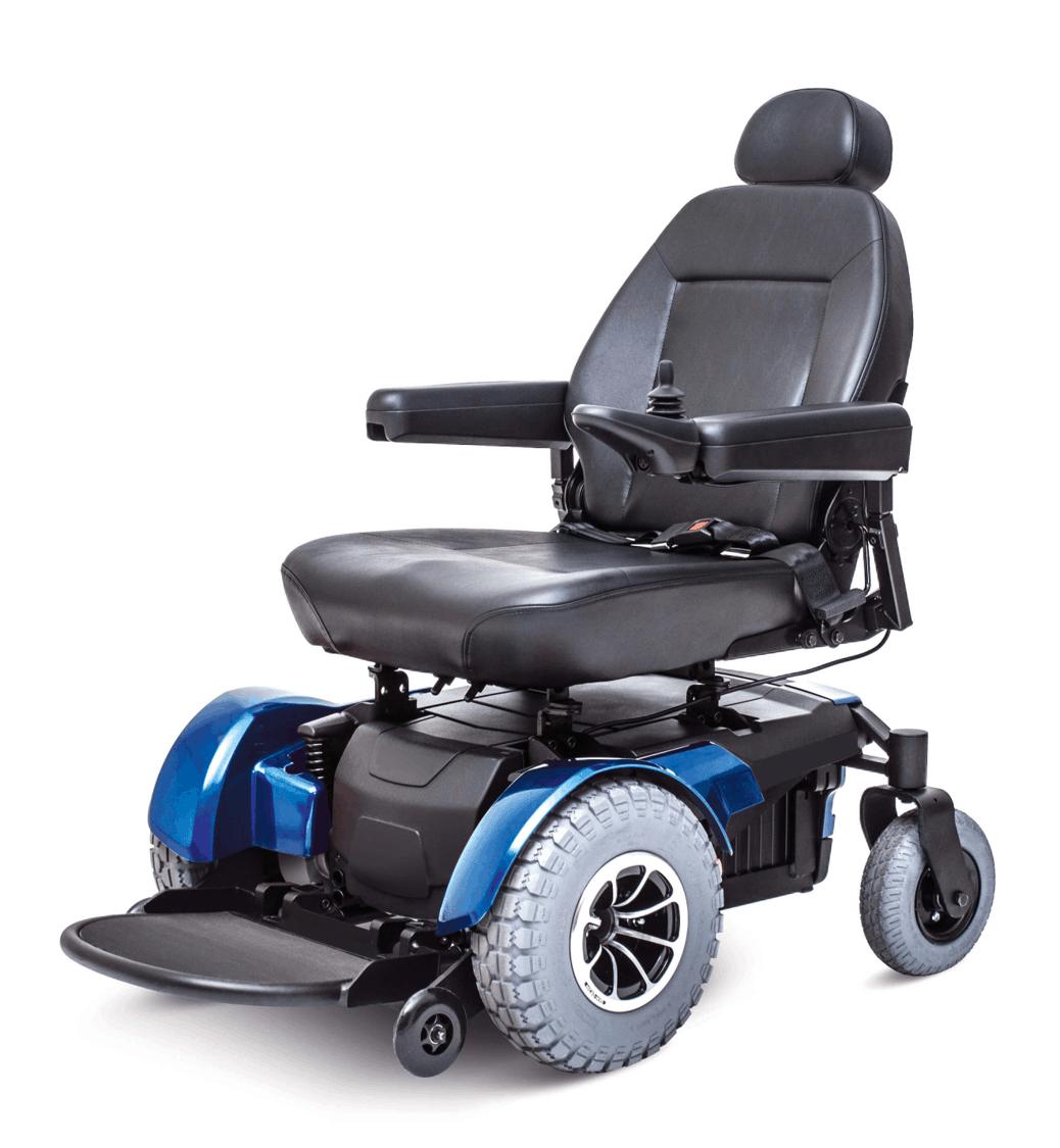 Powered Wheelchair - Rental