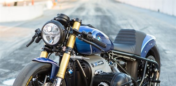 RSD unveils R 18 Dragster