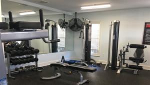 Gym/Fitness Area