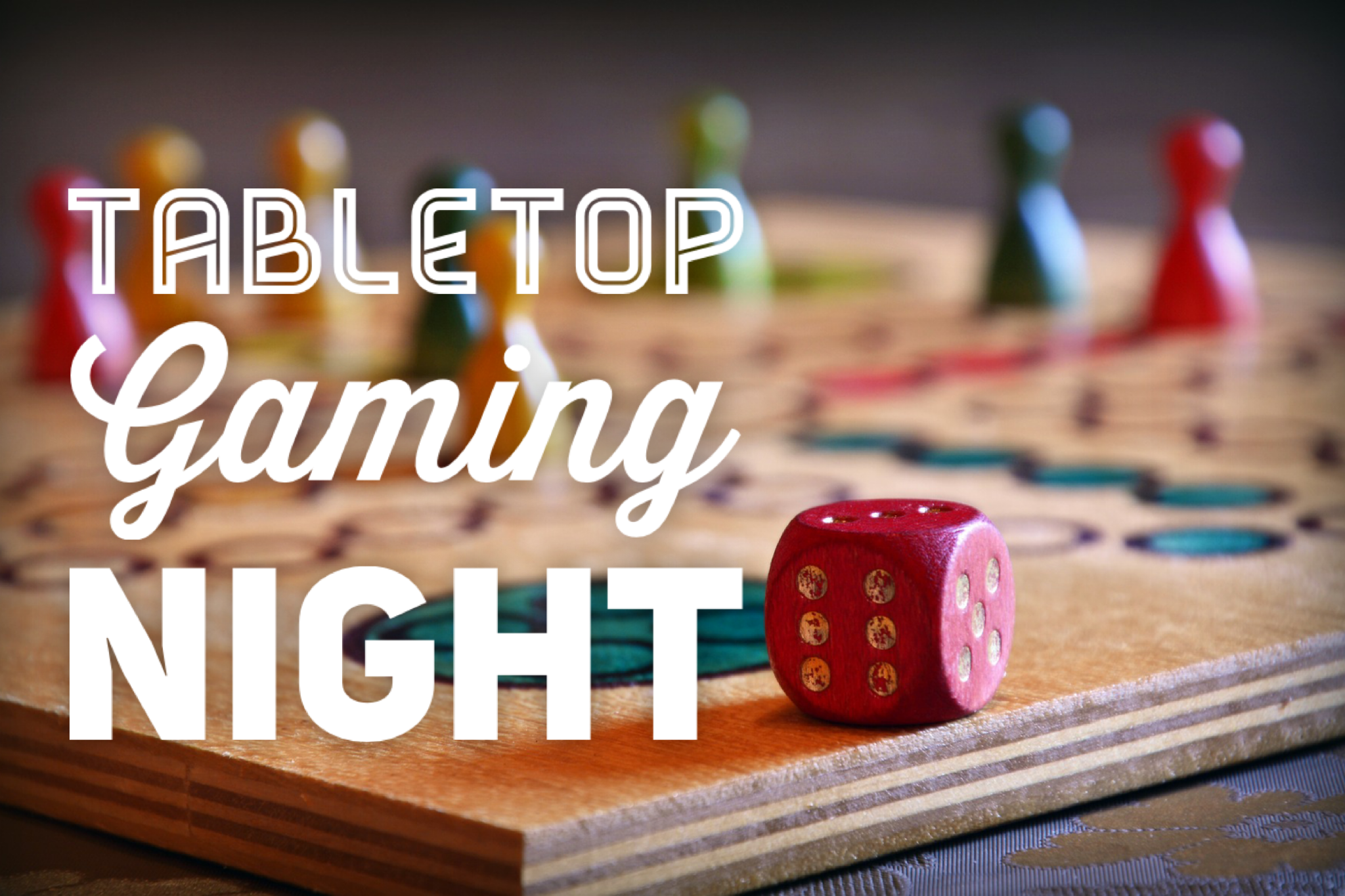 Tabletop Gaming Night