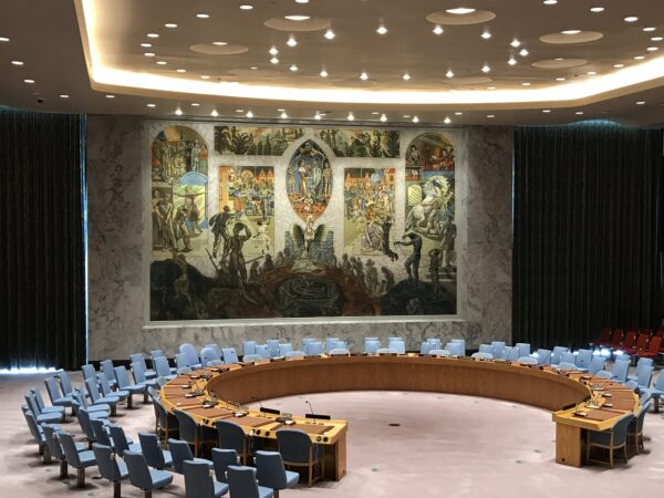 O QUE É A ONU?
