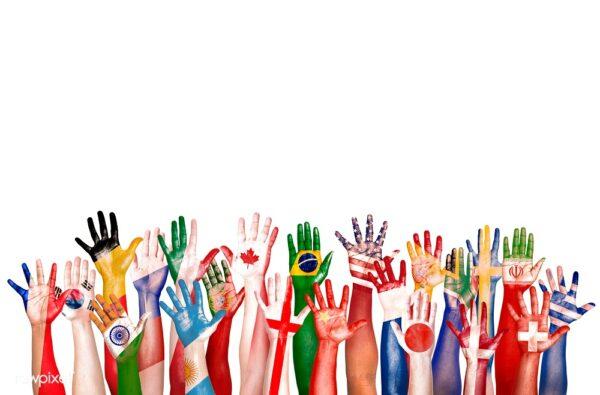 BRASILEIRINHOS MUNDO AFORA E NACIONALIDADE