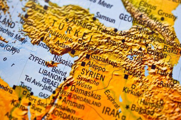 ISRAEL E PALESTINA: DICOTOMIAS PELO MUNDO