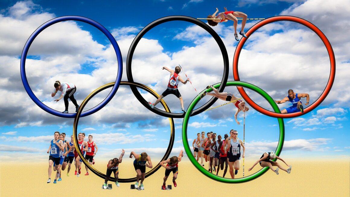 Jogos Olímpicos - reflexo da sociedade internacional