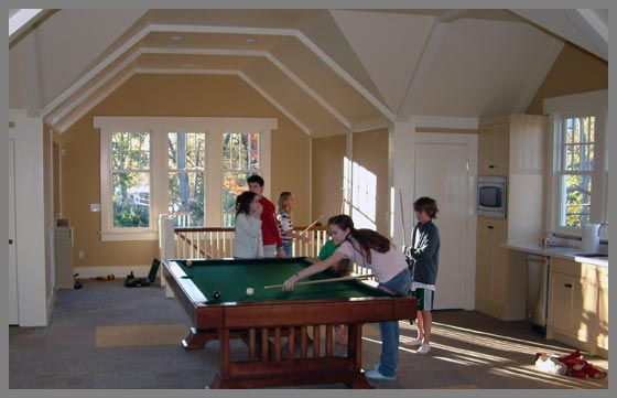Attic Remodeling Ideas Contractor Charlotte NC