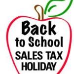 Texas Tax Free Weekend 2015