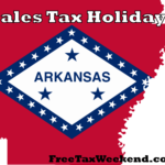 Arkansas Sales Tax Holiday 2021