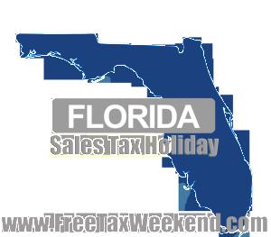 Florida Tax Free Weekend 2021