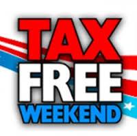 Virginia Tax Free Weekend 2018
