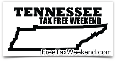 Tennessee Tax Free Weekend 2017