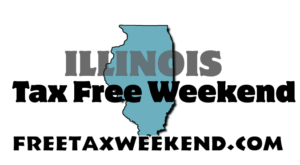 Illinois Tax Free Weekend 2016
