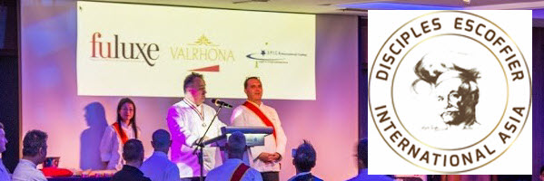 November 2017 – We are Official Sponsor of Disciples d'Escoffier