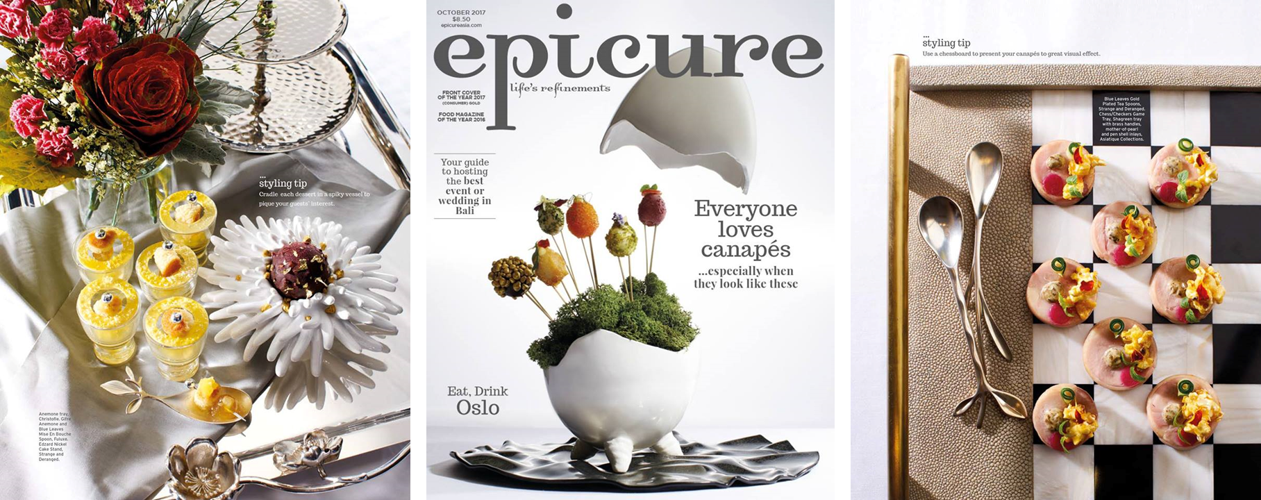 Fuluxe_Epicure_Lifes refinement_October 2017 Cover