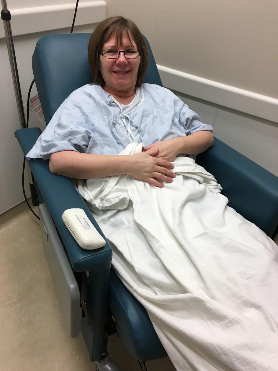 Lumpectomy surgery Feb 2017